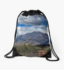 Arizona Landscape Drawstring Bag