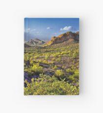 Arizona's Desert Landscape Hardcover Journal