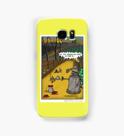 The Dalek Of OZ Samsung Galaxy Case/Skin