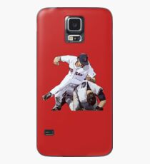 Boston Red Sox Case/Skin for Samsung Galaxy