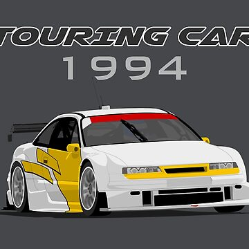 Touring Car Legend #6 by MD-Colors