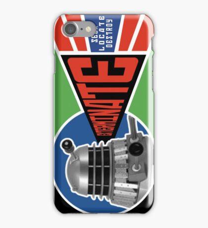 Dalek Deconstructivism iPhone Case/Skin
