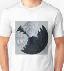 Roses circles Unisex T-Shirt