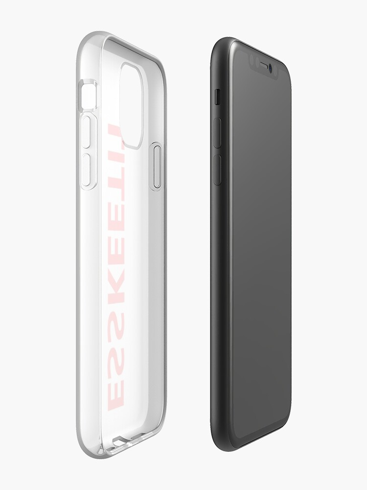 "iphone 8 plus tasche chanel - ""esseketit"" iPhone-Hülle & Cover von SuspectDesigner"