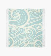 Wave Swirl Pattern  Scarf
