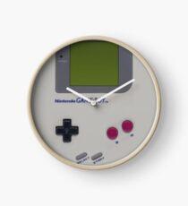 Classic Gameboy  Clock