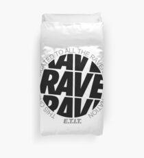 RAVE RAVE RAVE #1 Bettbezug