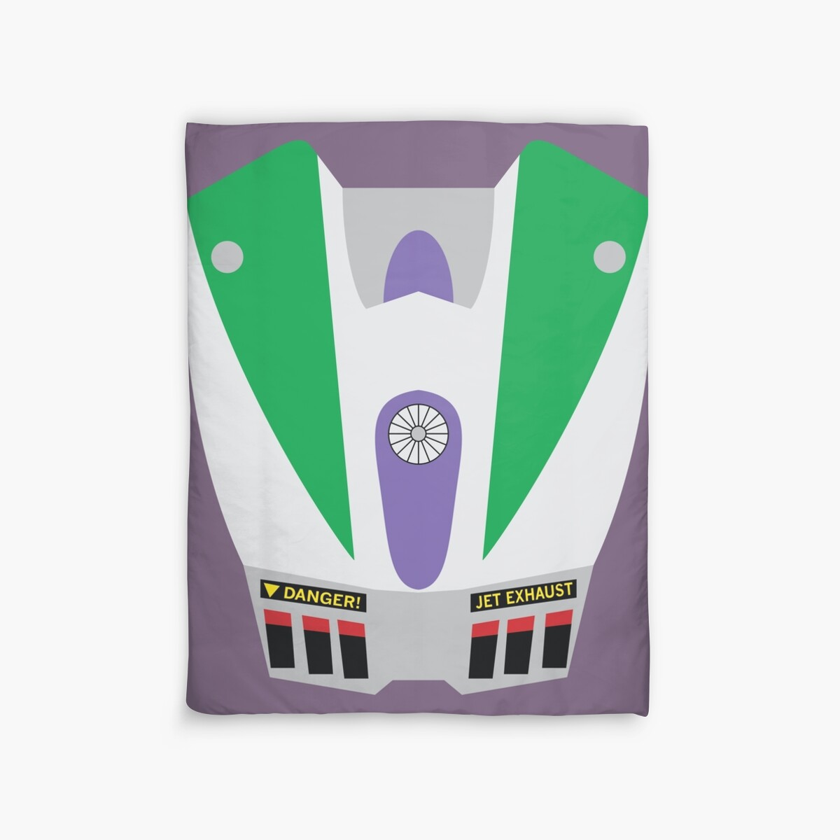 Buzz Lightyear Wall Stickers Quot Buzz Lightyear Jetpack Quot Duvet Covers By Linearstudios