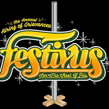 Festivus - For The Rest of Us by trev4000