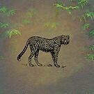Cheetah by David Dehner