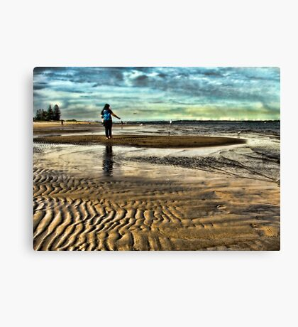 Sandringham Bay Canvas Print