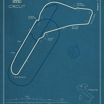 Monza Eni Circuit by peterdials