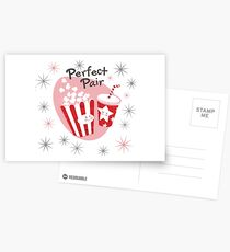 Perfect Pair Postcards