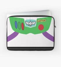 Buzz Lightyear Costume Front Laptop Sleeve