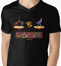 Infinity Warriors Men's V-Neck T-Shirt