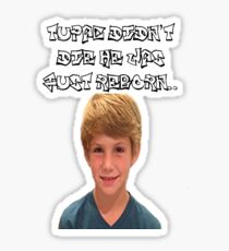 MattyBraps/Tupac Comedy Shirt Sticker