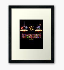 Infinity Warriors Framed Print