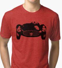 1953 Maserati 2000 Silhouette  Tri-blend T-Shirt