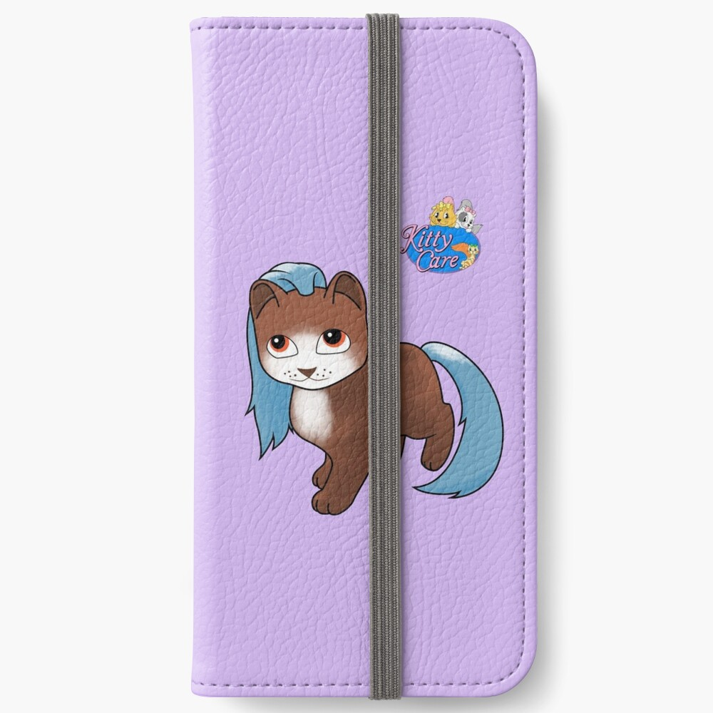 Kitty Care - Bobby iPhone Wallet