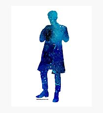 The 11th Doctor - Doctor Who Art Print Photographic Print