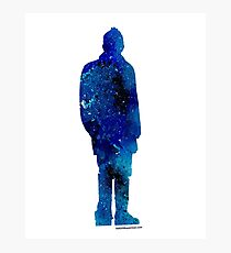 The War Doctor - Doctor Who Art Print Photographic Print