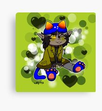 :33<*ac spots a potential customer approaching* Canvas Print