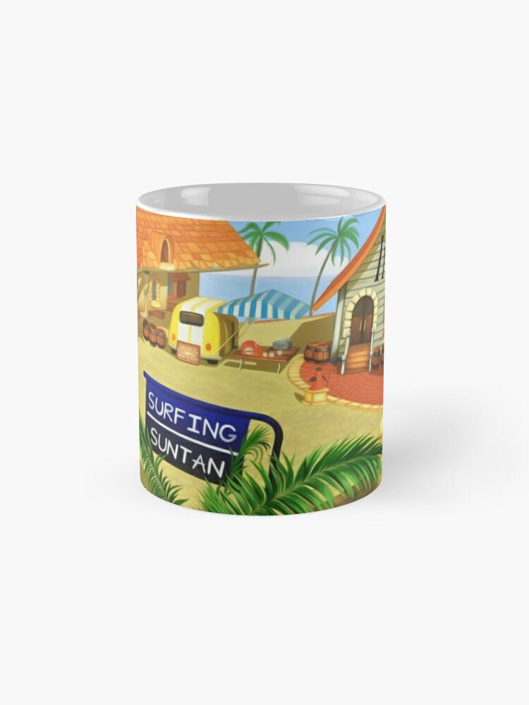 Alternate view of Costa Del Sol  Standard Mug