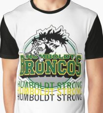 Humboldt Strong, Remember The Humboldt Broncos Graphic T-Shirt