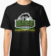 Humboldt Strong, Remember The Humboldt Broncos Classic T-Shirt