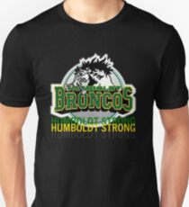 Humboldt Strong, Remember The Humboldt Broncos Unisex T-Shirt