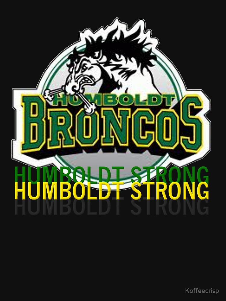Humboldt Strong, Remember The Humboldt Broncos by Koffeecrisp
