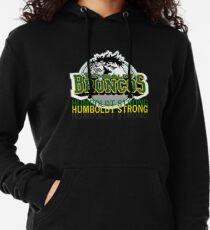 Humboldt Strong, Remember The Humboldt Broncos Lightweight Hoodie