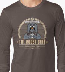 Camiseta de manga larga el Roost Café