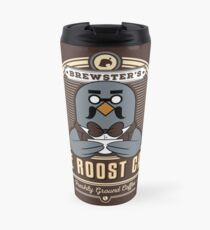 the Roost Café Travel Mug
