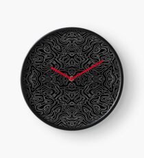 Rivers and Roads 2 Clock
