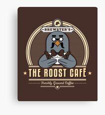 the Roost Café Canvas Print