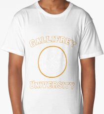 Gallifrey University Long T-Shirt
