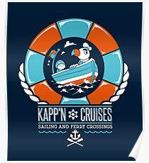Kapp'n Cruises Poster