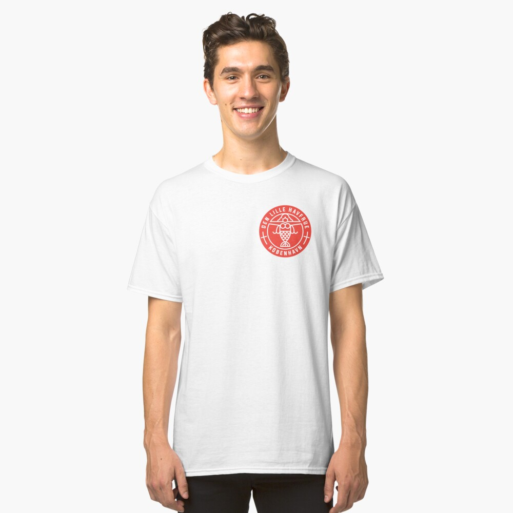 Copenhague - La Sirenita Camiseta clásica