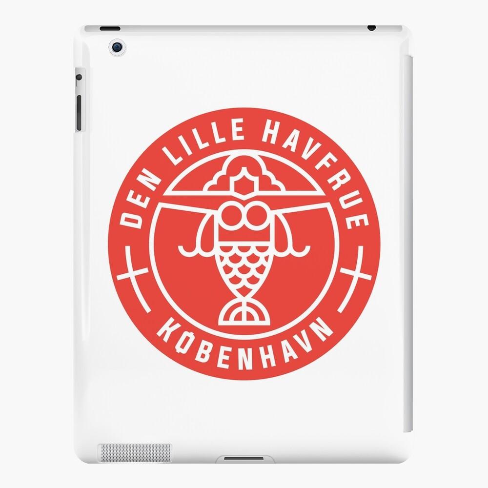 Copenhague - La Sirenita Funda y vinilo para iPad