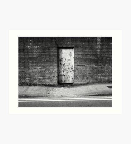 The Doorway To Enlightenment Art Print