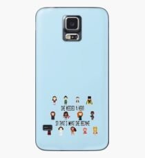 So that's what she became Case/Skin for Samsung Galaxy