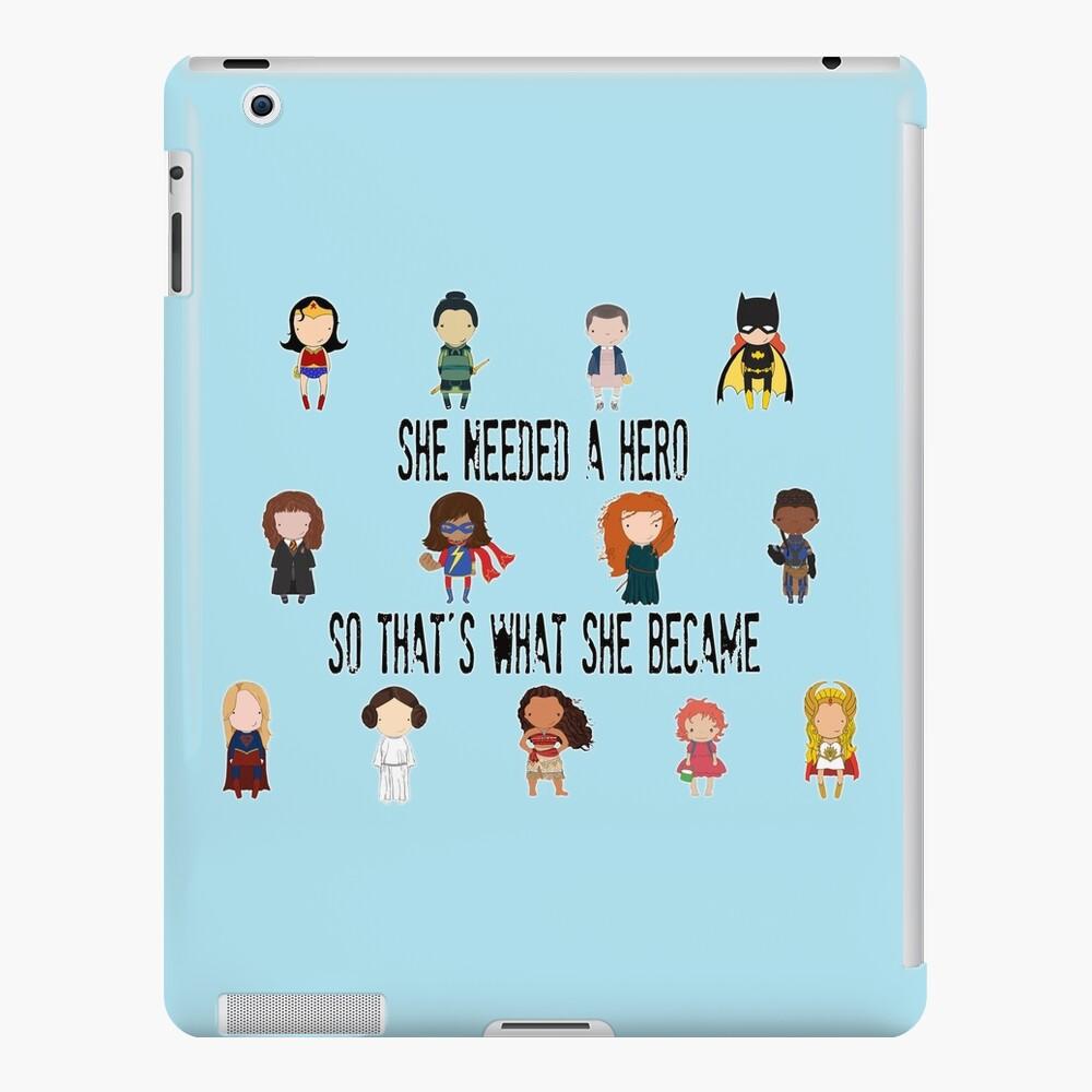 Así que eso es en lo que se convirtió Funda y vinilo para iPad