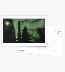 Aurora Cannalis Deux Postcards
