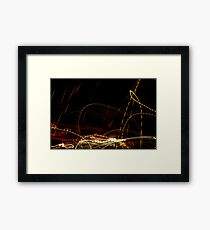 Crazy City 22 Framed Print