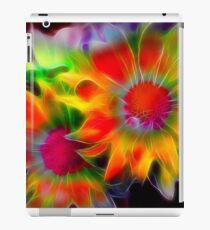 Fractal Flowers iPad Case/Skin