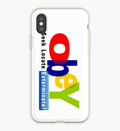 Obay  iPhone Case