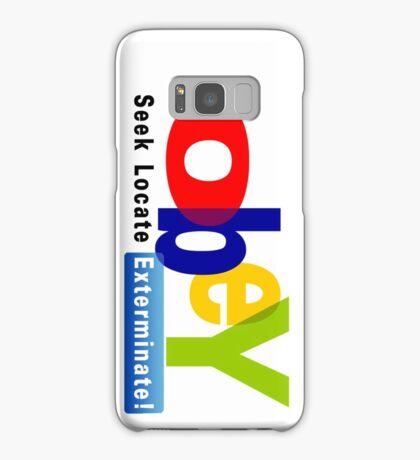 Obay  Samsung Galaxy Case/Skin