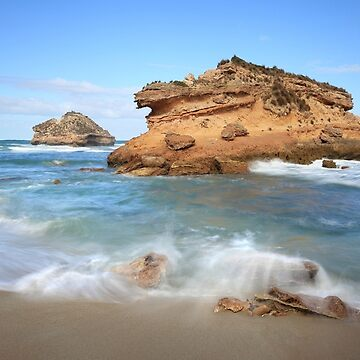 Crocodile Rock - Bay of Islands by PixelMuser