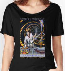 Fortune's Wheelhouse Tabula Mundi Tarot Magus Women's Relaxed Fit T-Shirt